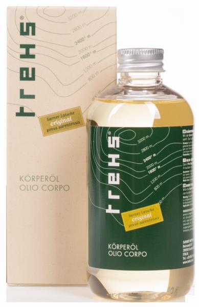 Sarner Latsche Körperöl - Trehs Naturkosmetik