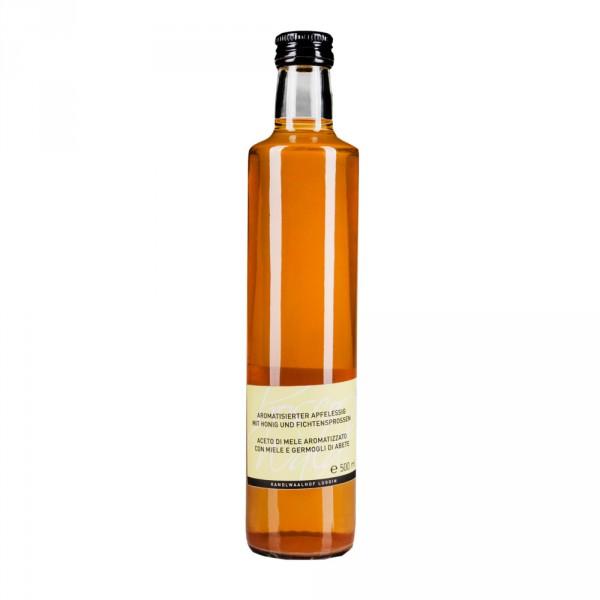 Apfelessig Honig und Fichtensprossen Bio
