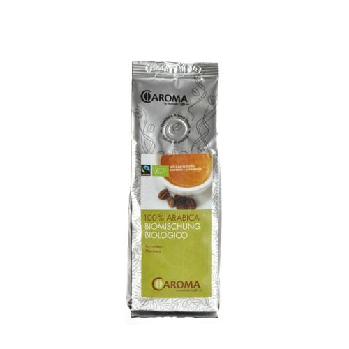 Kaffee Arabica Biomischung gemahlen 250g