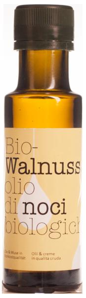 Walnussöl Bio - Vinschger Ölmühle - Moleshof