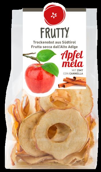 Getrocknete Äpfel Zimt - Frutty