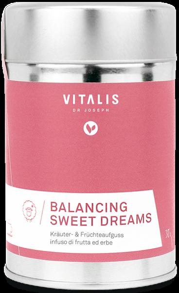 """Kräuter- und Früchteaufguss """"Balancing Sweet Dreams"""" - Vitalis Dr. Joseph"""