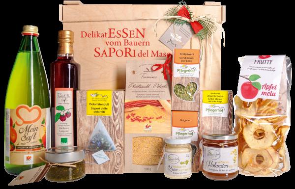 """Gourmet Genuss Roter Hahn"" - Pur Manufactur"