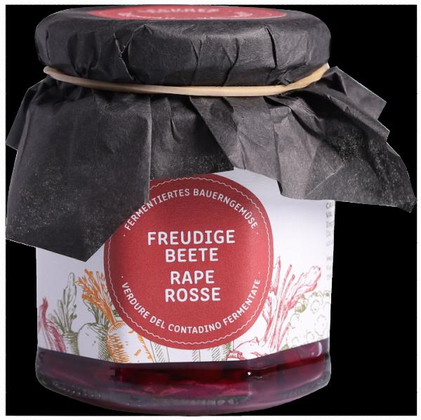 Rape Rosse fermentate - Lechner Herbert