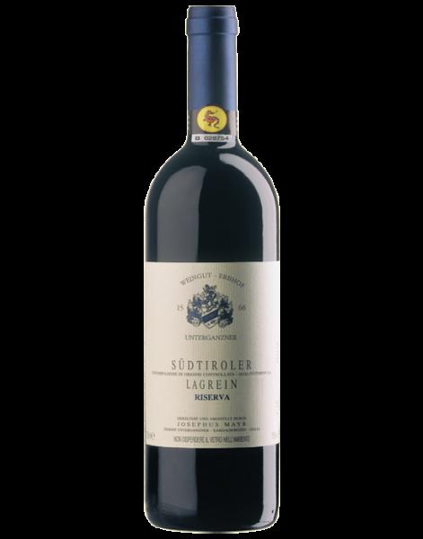 Lagrein Riserva 2018 - Weingut Unterganzner