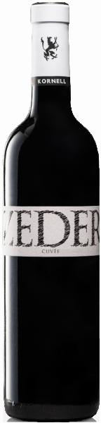 """Cuvée rossa """"Zeder"""" 2018 - Weingut Kornell"""