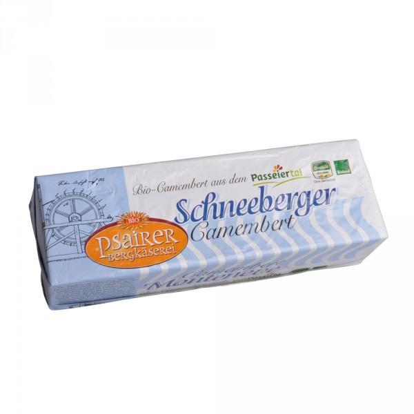"""Camembert """"Schneeberger"""" Bio"""