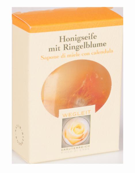 Sapone di miele Calendula - Kräuterreich Wegleit