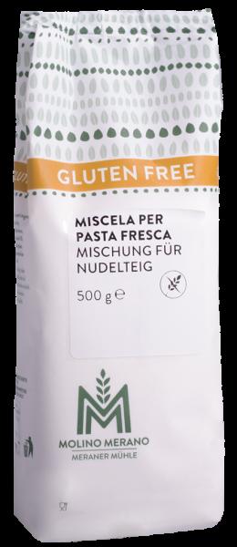 Miscela per pasta fresca senza glutine - Meraner Mühle