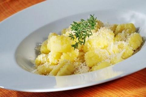 Kastanien-Kartoffel-Nocken