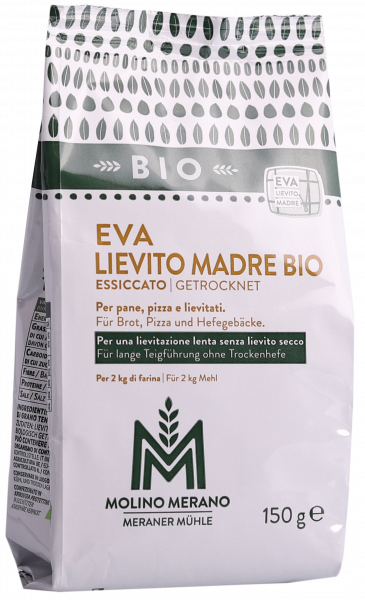 Lievito madre essiccato Bio - Meraner Mühle