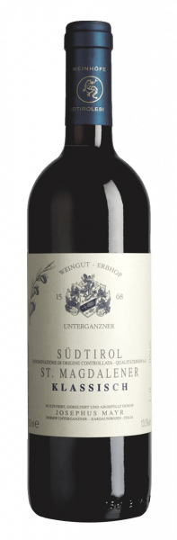 S. Maddalena Classico 2019 - Weingut Unterganzner