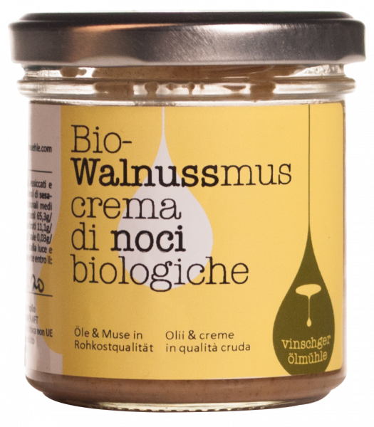 Crema di noci Bio - Vinschger Ölmühle - Moleshof