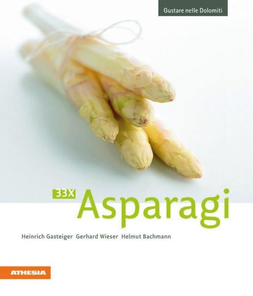 Libro - Gustare nelle Dolomiti - 33 x asparagi (Italiano)