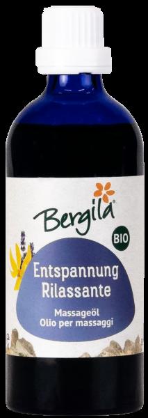 Olio per massaggi Rilassante - Bergila