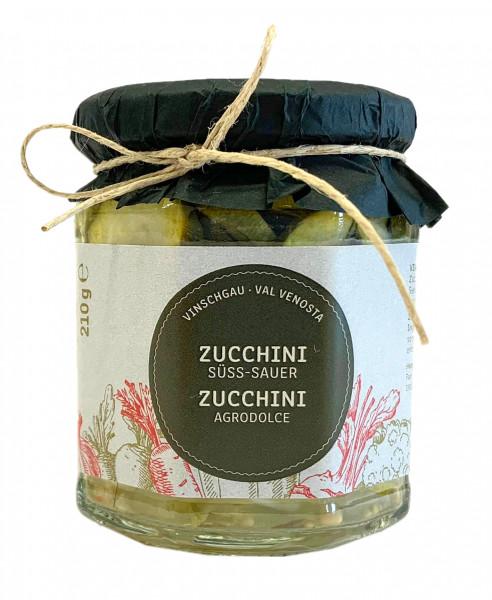 Zucchini agrodolce - Lechner Herbert
