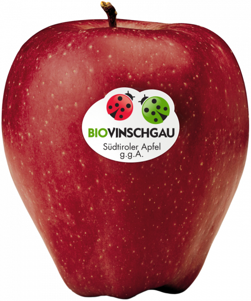 Cassetta di mele Red Delicious Bio - VI.P