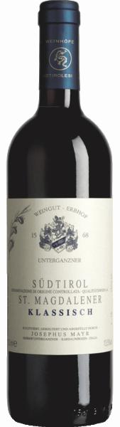 St. Magdalener 2020 - Weingut Unterganzner