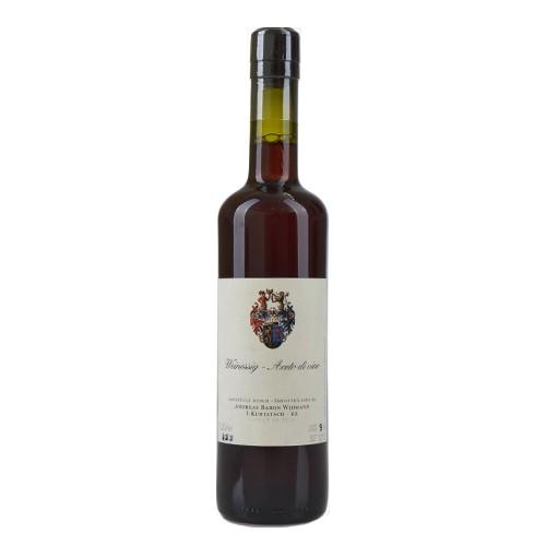 Aceto di vino rosso - Baron Widmann
