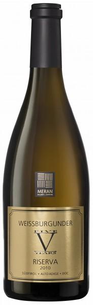 "Pinot Bianco ""Gran Riserva V Years"" 2013 - Kellerei Meran"