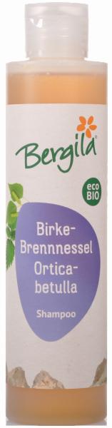 Shampoo all' Ortica e betulla Bio - Bergila
