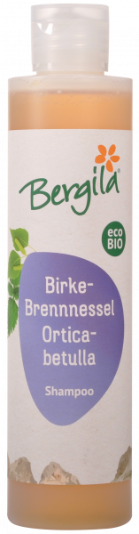 Birke-Brennnessel Shampoo Bio - Bergila