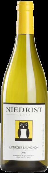 "Sauvignon ""Limes"" 2018 - Weingut Niedrist"