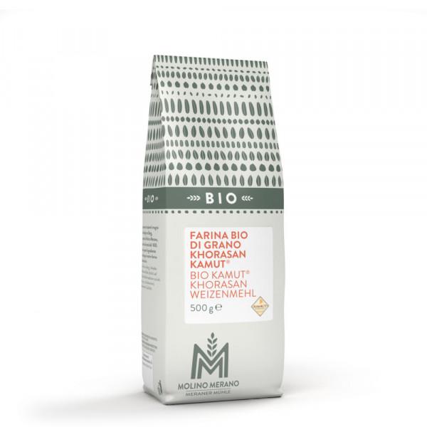 Bio Kamutmehl® Khorasan - Meraner Mühle