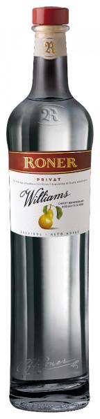 Acquavite di Pera Williams Privat - Roner