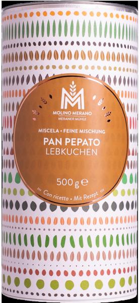Pan Pepato miscela - Meraner Mühle
