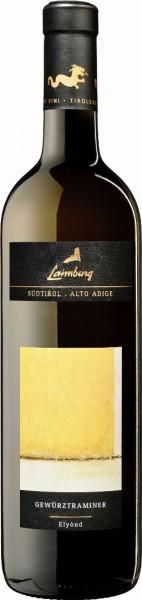 """Gewürztraminer Riserva """"Elyond"""" 2016 - Weingut Laimburg"""