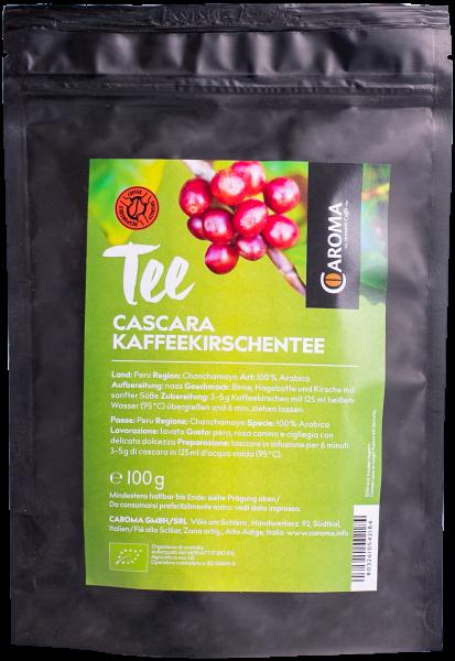 Tee Cascara Kaffeekirschentee - Caroma Kaffee