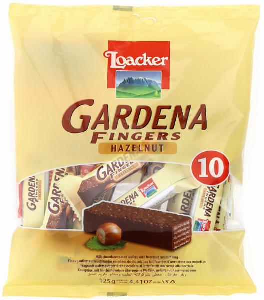 Gardena Fingers Hazelnut - Loacker