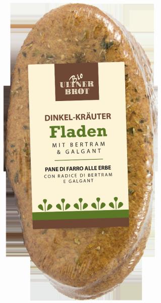 Pane croccante al Farro con Erbe Bio - Ultner Brot