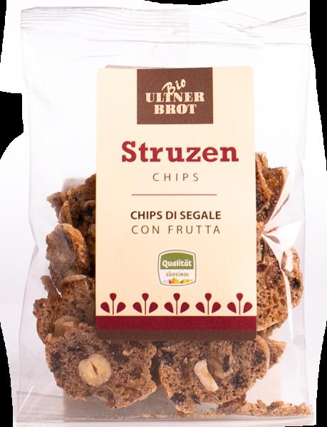 Chips di segale con nocciole e frutta - Ultner Brot
