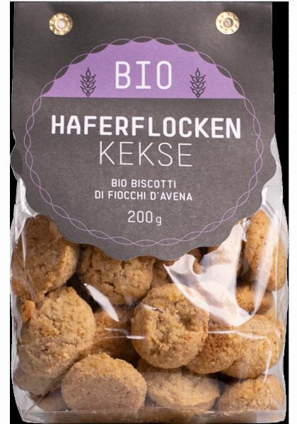Haferflocken Kekse Bio - Bäckerei Schuster