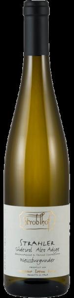 """Pinot Bianco """"Strahler"""" 2018 - Weingut Stroblhof"""