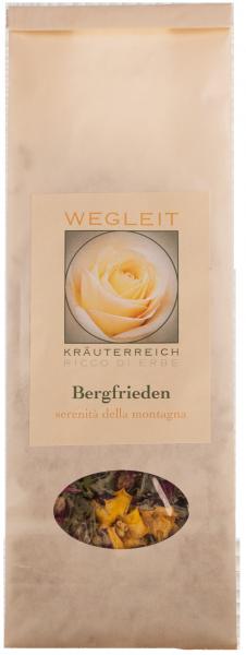 """""""Bergfrieden"""" Tee - Kräuterreich Wegleit"""