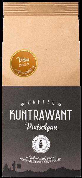 Espresso Arabica in grani Vitea - Kuntrawant