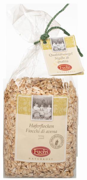 Haferflocken Kernig - Fuchs Privatmühle