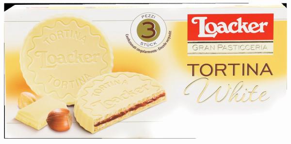 Tortina White - Loacker