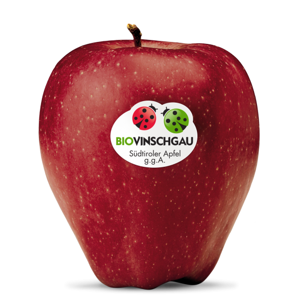 Red Delicious Apfelkiste Bio