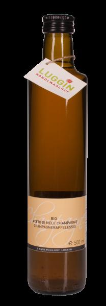 Aceto di mele Champagner Bio - Luggin