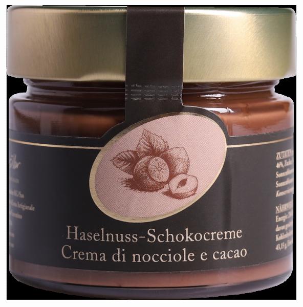 Crema di Nocciola e Cacao - Oberhöller