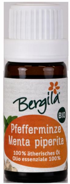 Olio essenziale Menta piperita Bio - Bergila