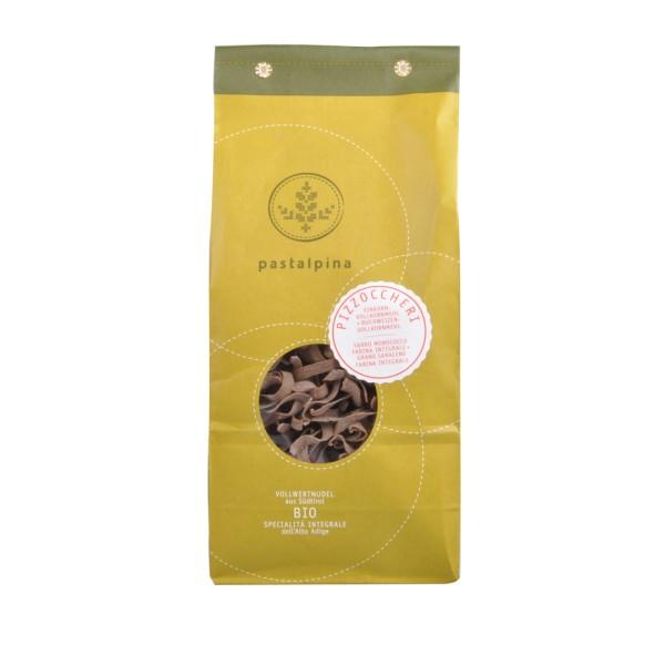 Pizzoccheri Farro monococco integrale & grano saraceno Bio - Pastalpina