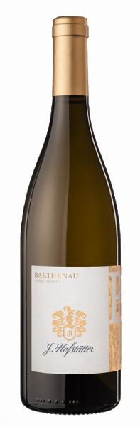 "Pinot Bianco Vigna ""Barthenau"" 2018 - Weingut J. Hofstätter"