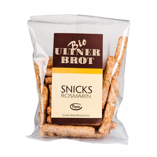 Snicks Rosmarino Bio - Ultner Brot