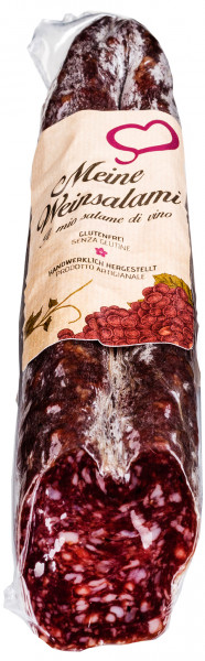Salame al Vino - Metzgerei Mair