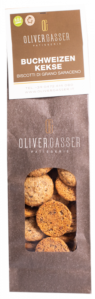 Biscotti di grano saraceno - Bäckerei Gasser